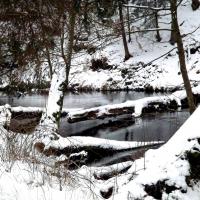 Spływy zimowe